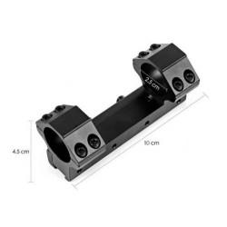 10 cm montáž na zbraň pro puškohled