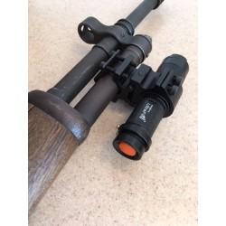 Montáž pro příslušenctví na zbraň - weaver lišta