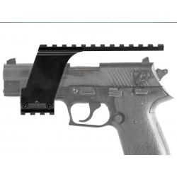 Univerzální pistolová monátáž pro kolimátor
