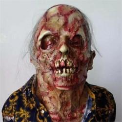 Maska pro dospělé - zombie stařec