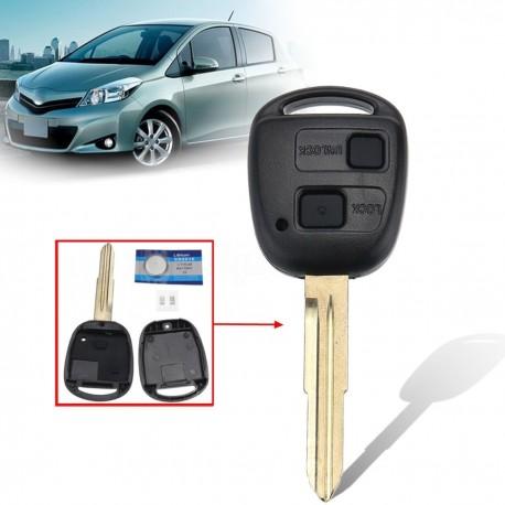Dálkové klíče pro Toyota Yaris Avensis Corolla RAV4