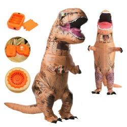 T-Rex kostým pro děti 1.3m-1.6m