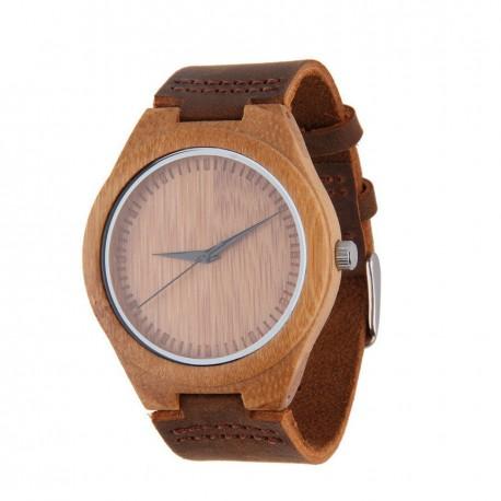 Luxusní dřevěné hodinky