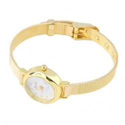 Módní dámské hodinky Chainlet