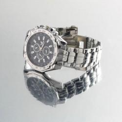 Luxusní pánské nerezové hodinky