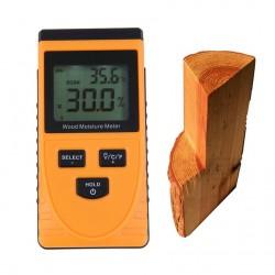 Vlhkoměr pro určení vyschnutí dřeva