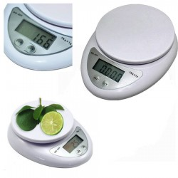Kuchyňská váha 5kg - 1g