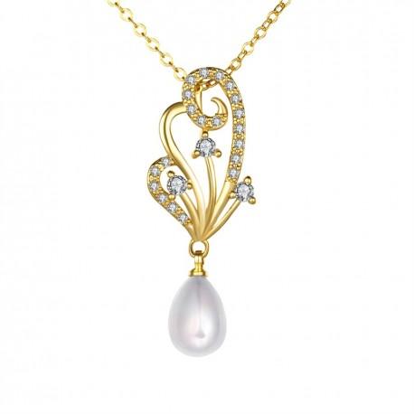 Dámský náhrdelník Butterfly