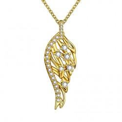 Luxusní Dámská náhrdelník Angel Wing