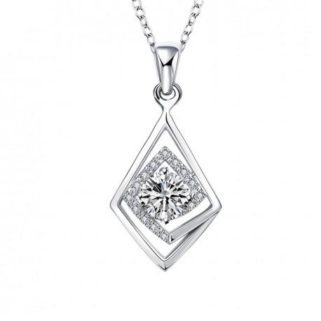 Elegantní Dámská náhrdelník Geometrical