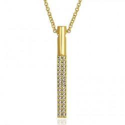 Krásný Dámská náhrdelník Long pole