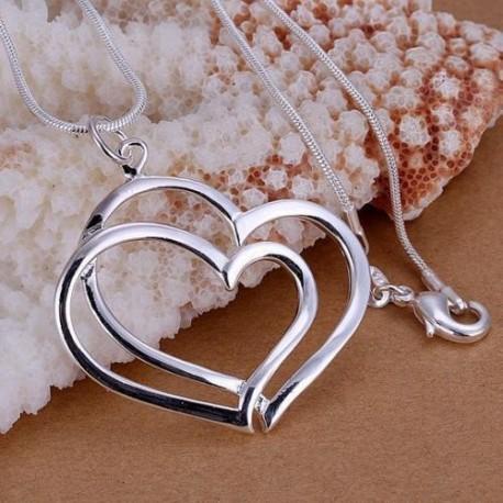Dámská náhrdelník Charm Heart