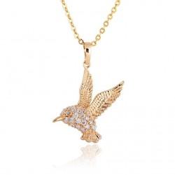 Luxusní Dámská náhrdelník Flying Bird