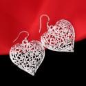 Dámské náušnice Heart