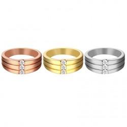Krásný Dámský prstýnek Trinity