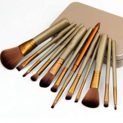 12ks Makeup štětečků na oční stíny