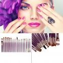 20 ks Profesionálních make-up štětečků