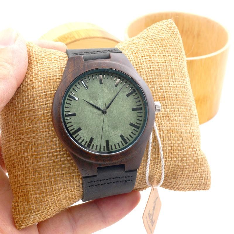 031ed09e2 ... Elegantní dřevěné hodinky Bobo Bird ...