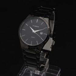Ocelové pásnké hodinky
