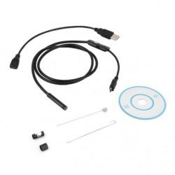 Digitální voděodolná minikamera - endoskop