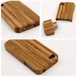 Dřevěné ochranné pouzdro pro Phone 5 a 5S